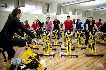 Cycle Class | Fairmont Pittsburgh