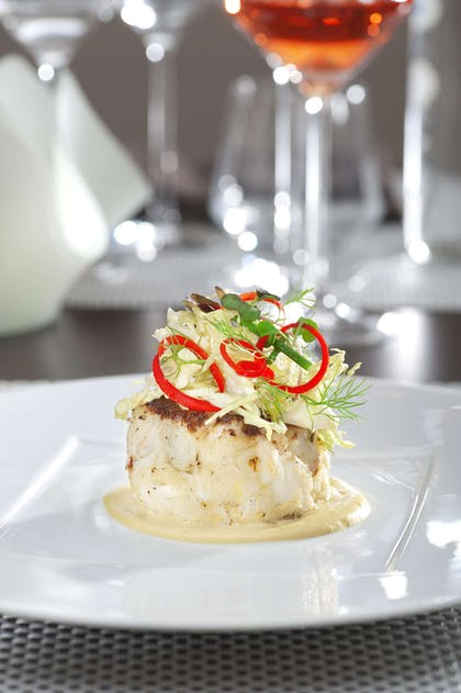Crab Cake | Fairmont Pittsburgh