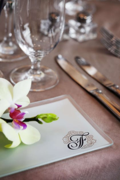 Place Setting | Fairmont Pittsburgh