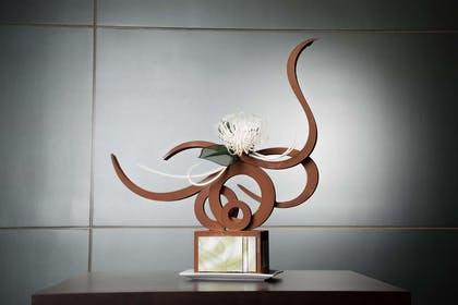 Chocolate Sculpture | Fairmont Pittsburgh