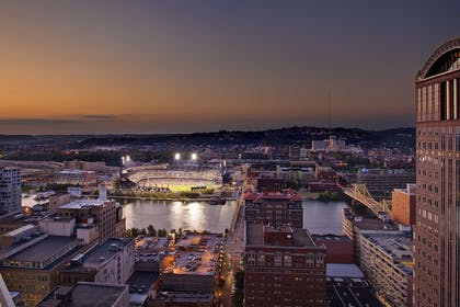 PNC Park View | Fairmont Pittsburgh
