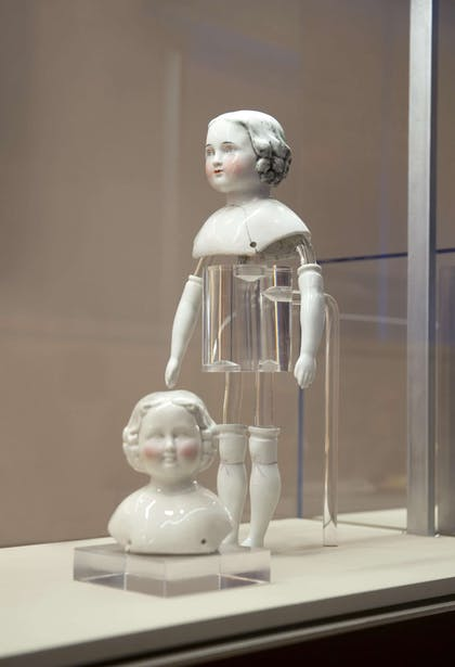 Artifacts Dolls | Fairmont Pittsburgh