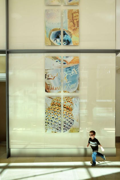 Lobby Artwork | Fairmont Pittsburgh