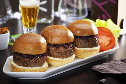 Andy's Sliders | Fairmont Pittsburgh