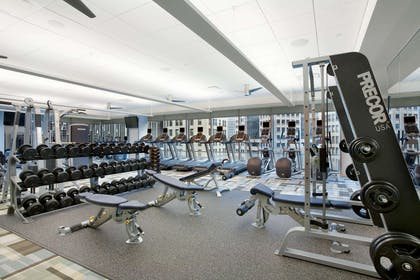 Health Club | Fairmont Pittsburgh