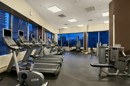 Fitness Room | Swissotel Chicago