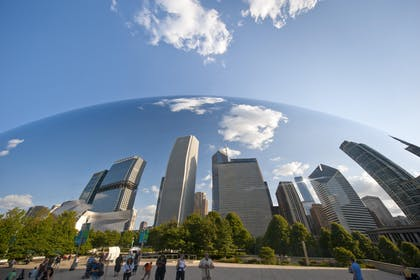 CCTB Cloudgate Reflect | Swissotel Chicago