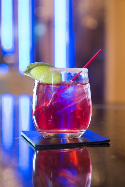Cranberry Margarita | Swissotel Chicago
