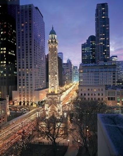Water Tower View | Swissotel Chicago