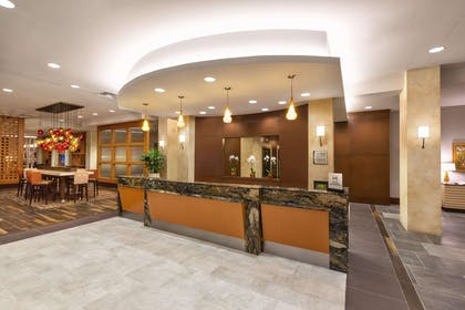 Reception | Homewood Suites by Hilton Houston Downtown