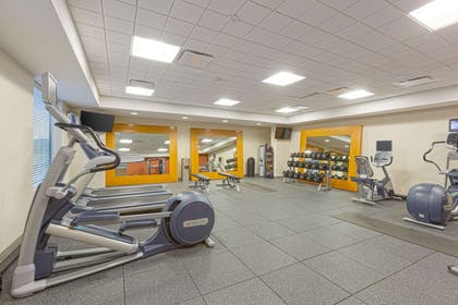 Health club | Homewood Suites by Hilton Houston Downtown