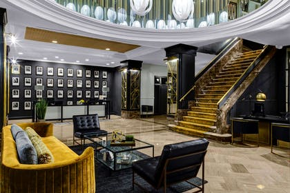 Reception | The Admiral Hotel Mobile, Curio Collection by Hilton