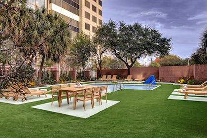 Pool | The Admiral Hotel Mobile, Curio Collection by Hilton