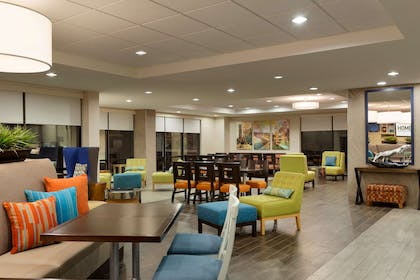 Lobby | Home2Suites by Hilton Gainesville