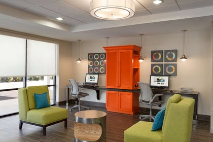 Business Center | Home2Suites by Hilton Gainesville