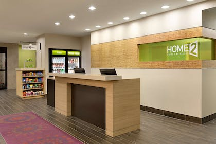 Reception | Home2Suites by Hilton Gainesville