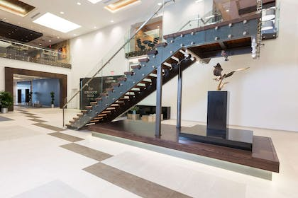 Lobby   Homewood Suites by Hilton Grand Rapids Downtown
