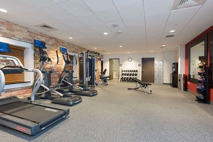 Health club fitness center gym   Homewood Suites by Hilton Grand Rapids Downtown