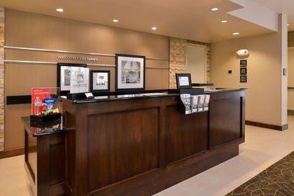 Reception | Hampton Inn & Suites Orlando/Downtown South - Medical Center