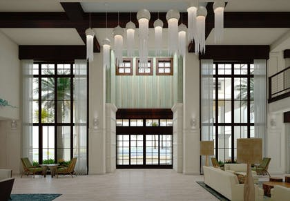 Lobby | Hyatt House Naples/5th Avenue