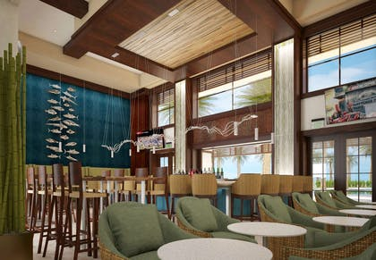 Bar Lounge | Hyatt House Naples/5th Avenue