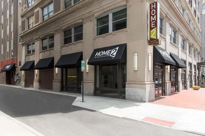 Exterior | Home2 Suites by Hilton Indianapolis Downtown