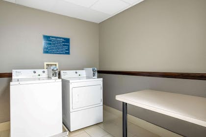 Laundry | La Quinta Inn & Suites by Wyndham Tampa Bay Area-Tampa South