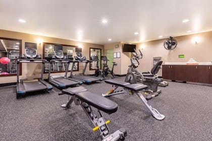 fitness room | La Quinta Inn & Suites by Wyndham Spokane Valley