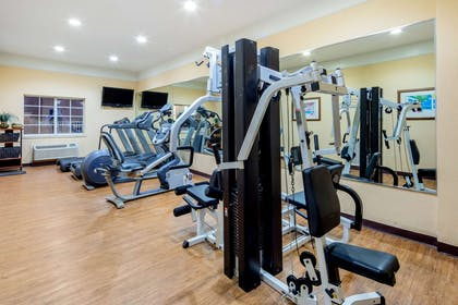 Health club | La Quinta Inn & Suites by Wyndham South Padre Island Beach