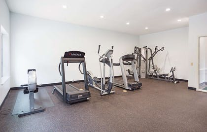 Health club | La Quinta Inn & Suites by Wyndham Houston West at Clay Road