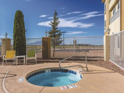 Pool | La Quinta Inn & Suites by Wyndham Deming