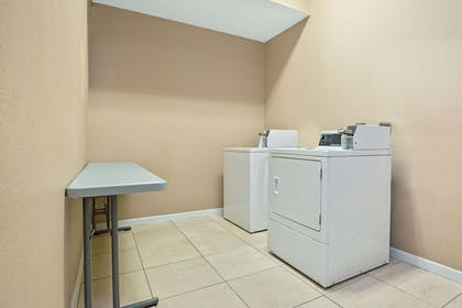 Laundry | La Quinta Inn & Suites by Wyndham Pearland