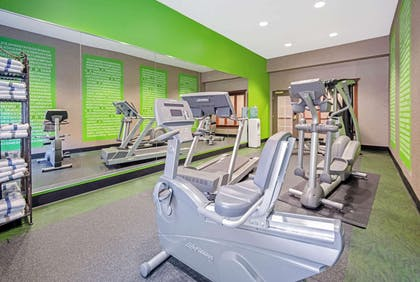 Health club | La Quinta Inn & Suites by Wyndham Oklahoma City - Moore