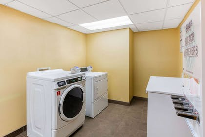 Laundry | La Quinta Inn & Suites by Wyndham Raleigh Cary
