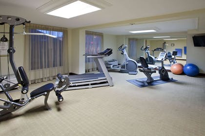 Health club | La Quinta Inn & Suites by Wyndham Downtown Conference Center