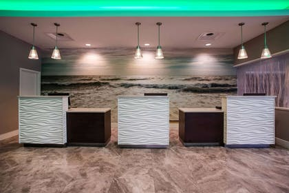 Reception | La Quinta Inn & Suites by Wyndham Virginia Beach
