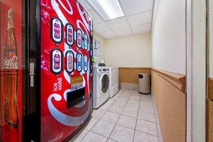 Laundry | La Quinta Inn & Suites by Wyndham Tampa Brandon West