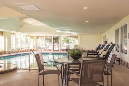 Pool | La Quinta Inn & Suites by Wyndham Lubbock North