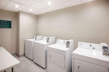 Laundry | La Quinta Inn & Suites by Wyndham Lubbock North