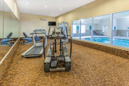 Health club | La Quinta Inn & Suites by Wyndham Hobbs