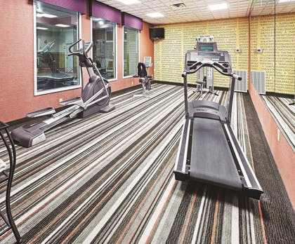 Health club | La Quinta Inn & Suites by Wyndham Burleson
