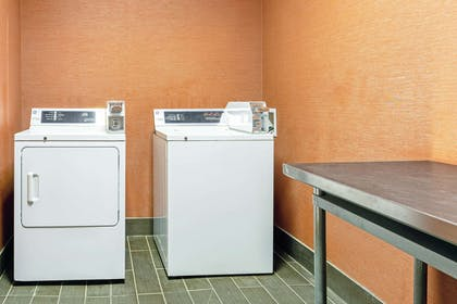 Laundry | La Quinta Inn & Suites by Wyndham Burleson