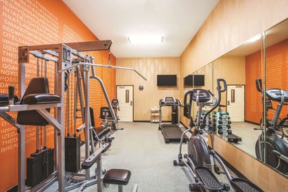 Health club | La Quinta Inn & Suites by Wyndham Allen at The Village