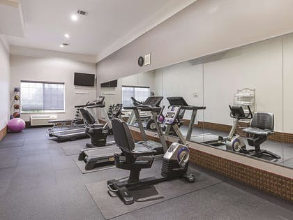 Health club | La Quinta Inn & Suites by Wyndham Deer Park