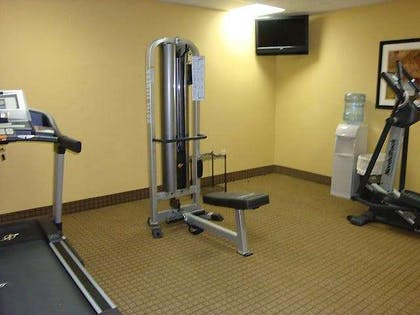 Health club | La Quinta Inn & Suites by Wyndham Fairfield TX