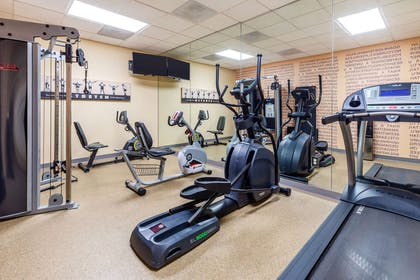 Health club | La Quinta Inn & Suites by Wyndham Vancouver