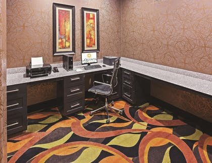 Business Center | La Quinta Inn & Suites by Wyndham McAlester
