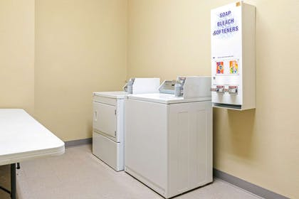 Laundry | La Quinta Inn & Suites by Wyndham McAlester