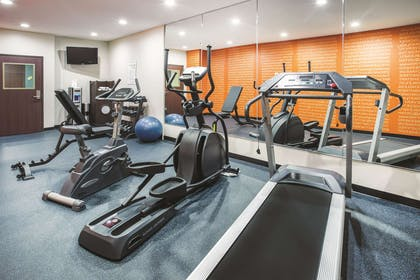 Health club | La Quinta Inn & Suites by Wyndham Evansville