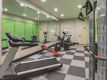 Health club | La Quinta Inn & Suites by Wyndham Ft. Worth - Forest Hill TX